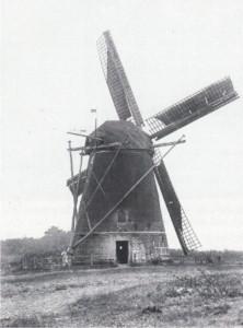 Mühle Isterberg vor 1900