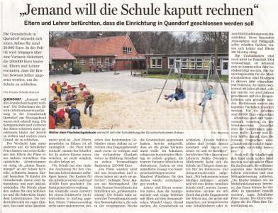 Schule Quendorf